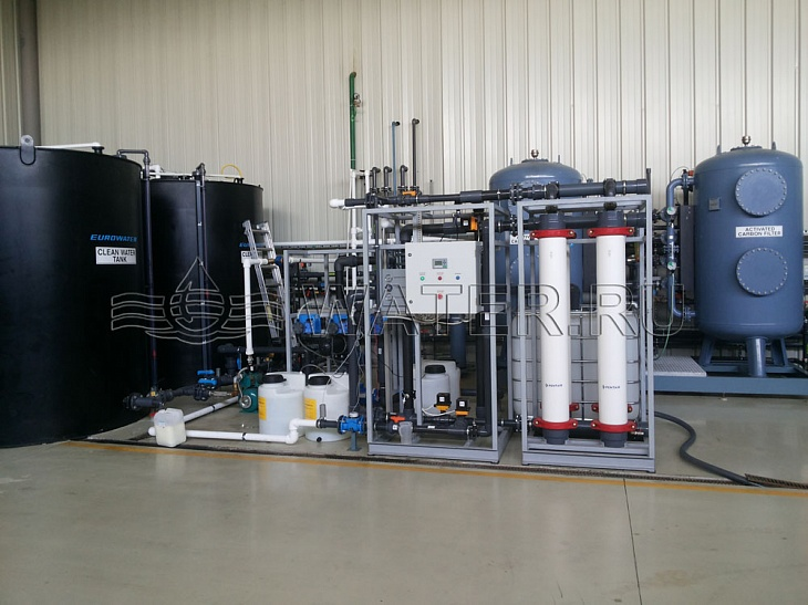 Фильтры с системой ультрафильтрации